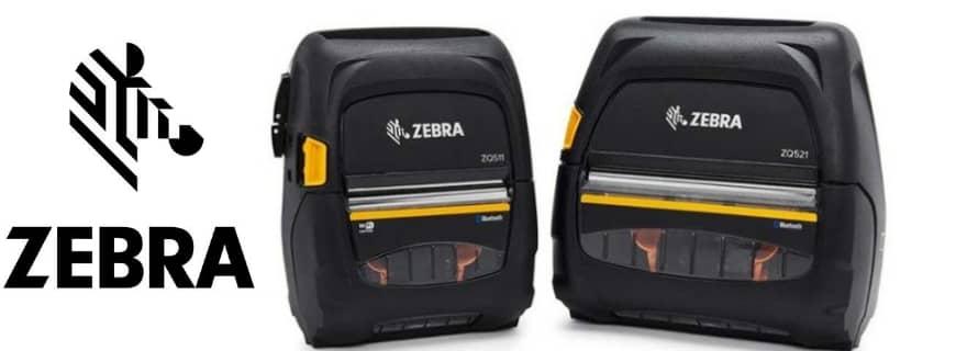 Zebra Technologies Announces Military-Grade Durable ZQ500 Mobile Printers Series