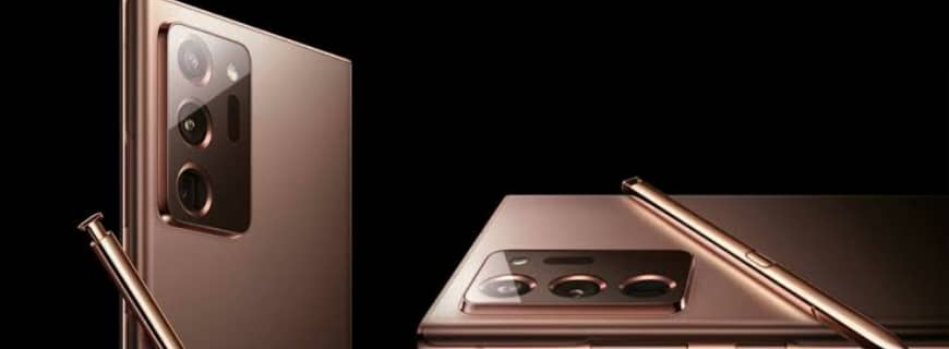 Specifications Of Samsung Galaxy Note 20 Ultra Finally Leaks Online