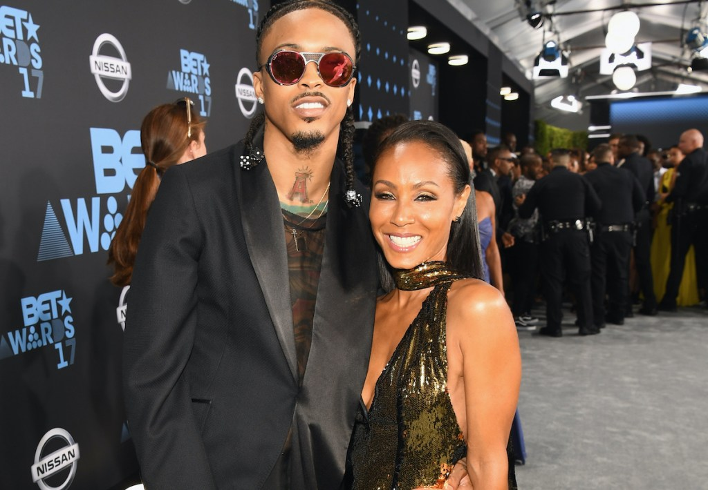 """August Alsina Confirms His Affair With Jada Pinkett-Smith, Claims Will Smith """"Gave His Blessings"""""""