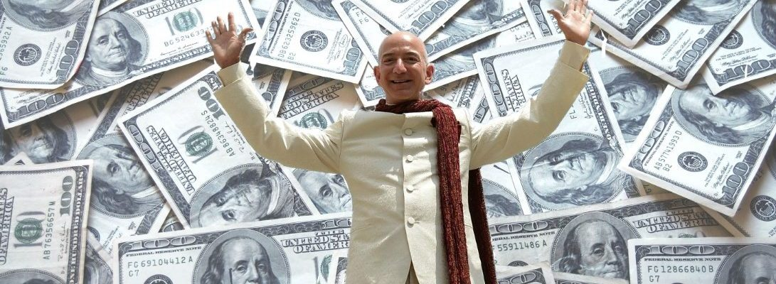 Jeff Bezos Adds $13 Billion To His Net Worth In A Single Day
