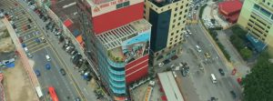 Watch Bosch Use Smart Robot Printing Technology To Transform A Building