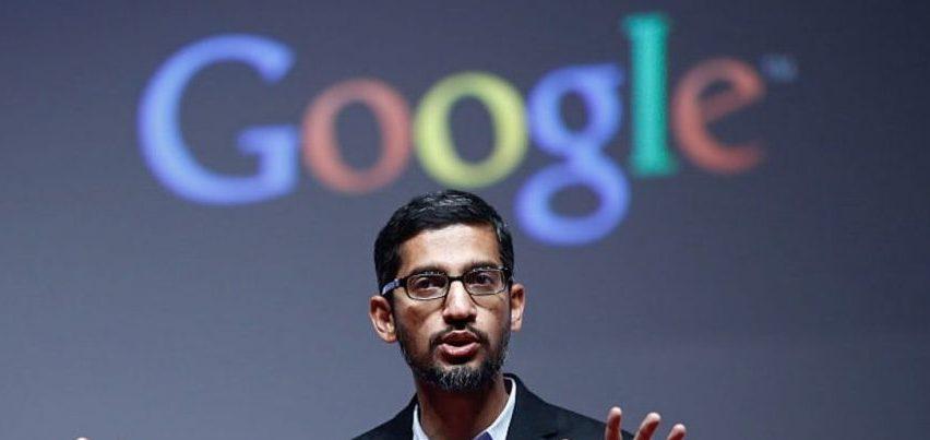 Google CEO Sundar Pichai Announces $10 Billion Investment In India