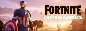 Welcome Cap! Epic Makes Captain America Skin Available On Fortnite