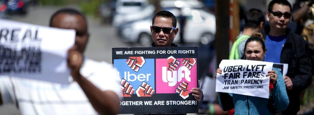 Uber Lyft California