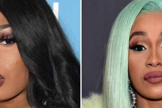 Megan Thee Stallion Announces Collaboration With Cardi B