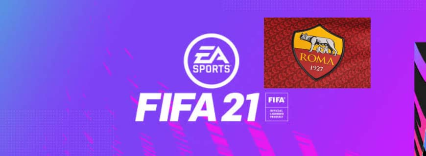 EA Sports Confirms That AS Roma Will Be Roma FC On FIFA 21 After Losing Club Deal