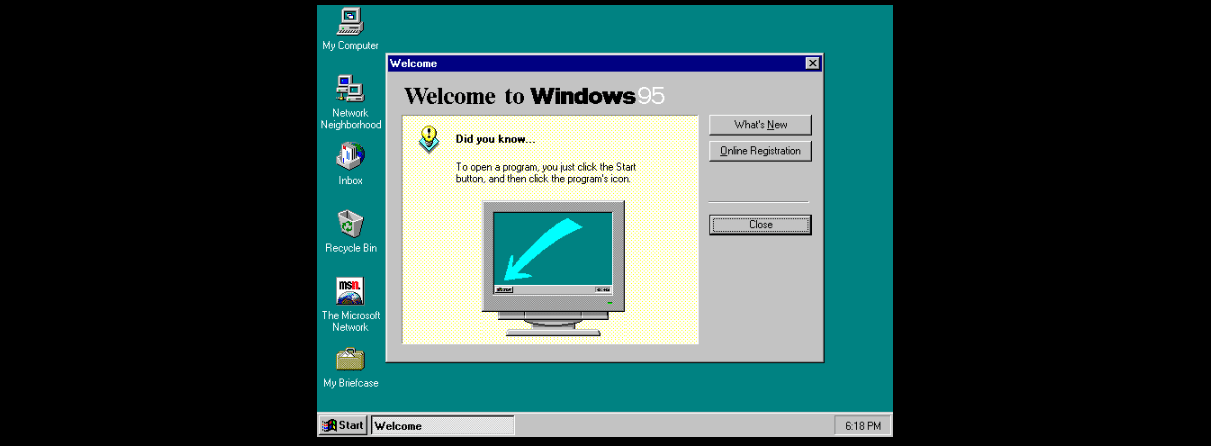 Tech Throwback: Celebrating Windows 95 25th Anniversary With A Trip Down Memory Lane