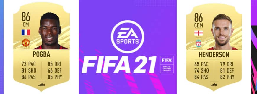 EA Sports Receive Backlash After It Releases Player Ratings For FIFA 21