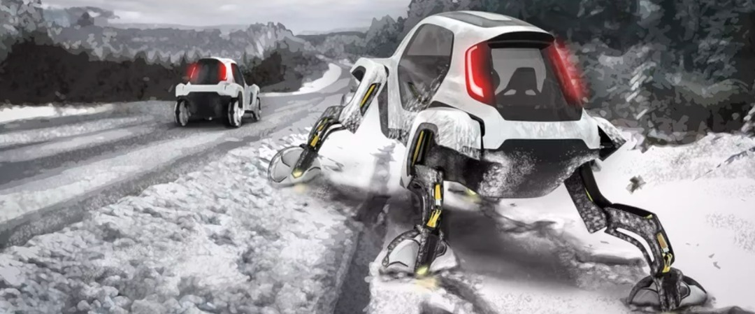 Hyundai Sets Up New Division For Transformer-Like Cars That Can 'Wander' Over Obstacles