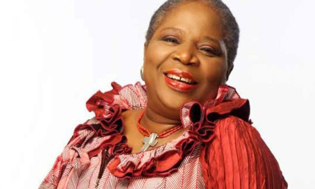 "Onyeka Onwenu Reveals She Has Two Sons In Her Memoir :""My Fathers Daughter"""