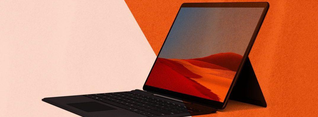 ARM Surface Pro X