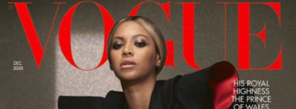 Beyoncé Is On Three British Vogue Magazine Cover For December Issue