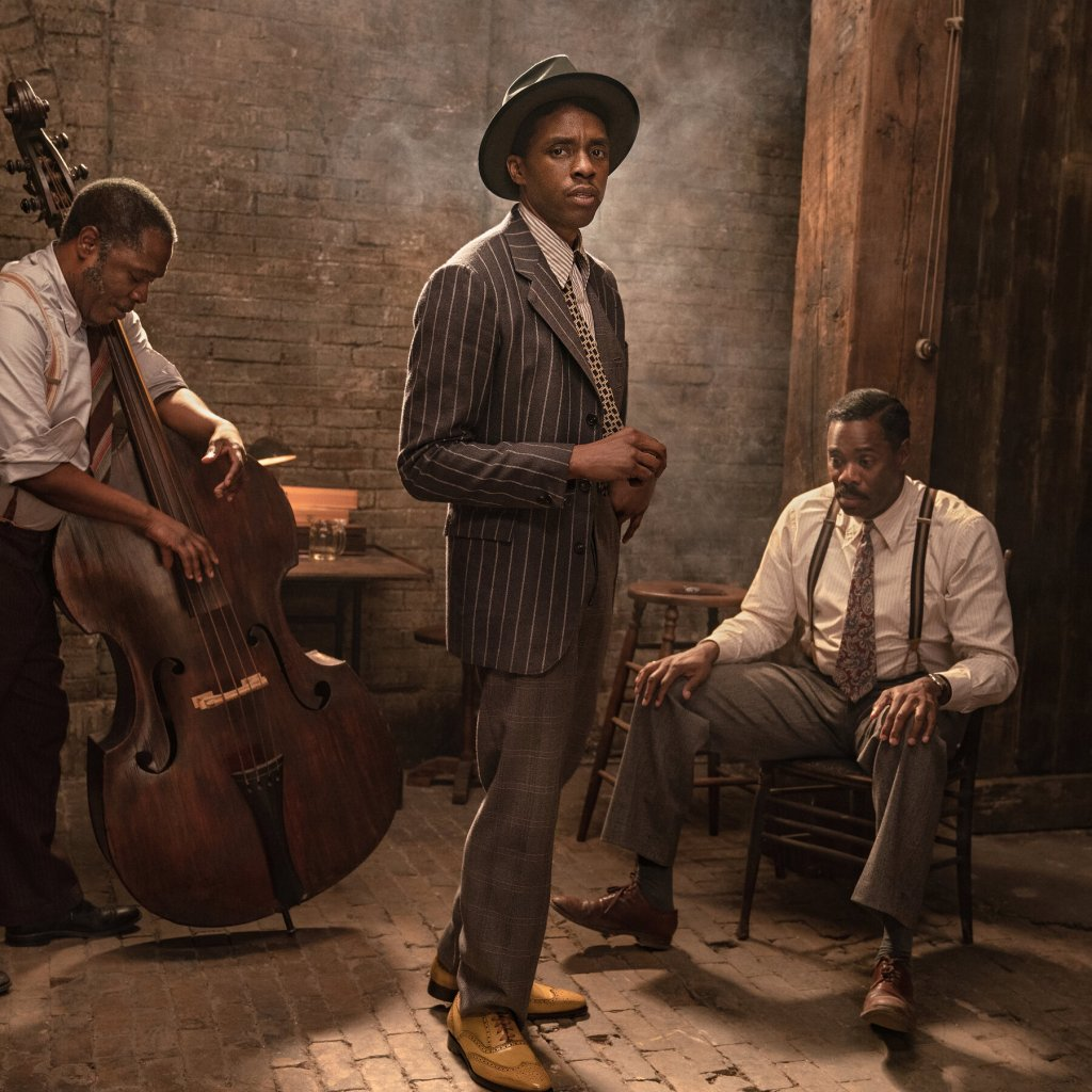 "Chadwick Boseman's Final Film ""Ma Rainey's Black Bottom"" Is Set For Release"