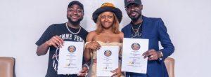 DMW Signs First Female Artiste Liya