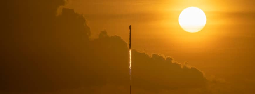 SpaceX Launches 60 Starlink Satellites To Orbit On Reused Falcon 9 Booster