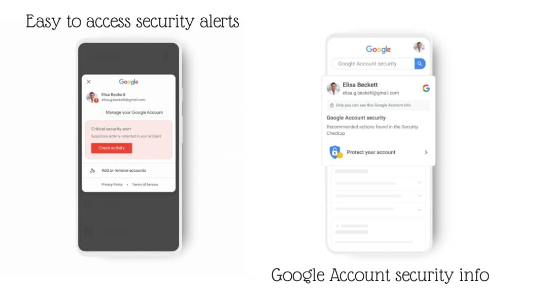 How To Fully Benefit From Google Users Safety And Security Protocols Update