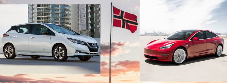 Carbon Free Atmosphere Is Possible And Norway Is Showing The Rest Of The World How Through Electric Vehicles