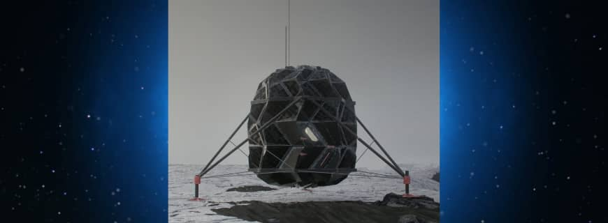 Learn About A Lenovo-Powered Moon Habitat That Will Enable You Live On The Blue Planet