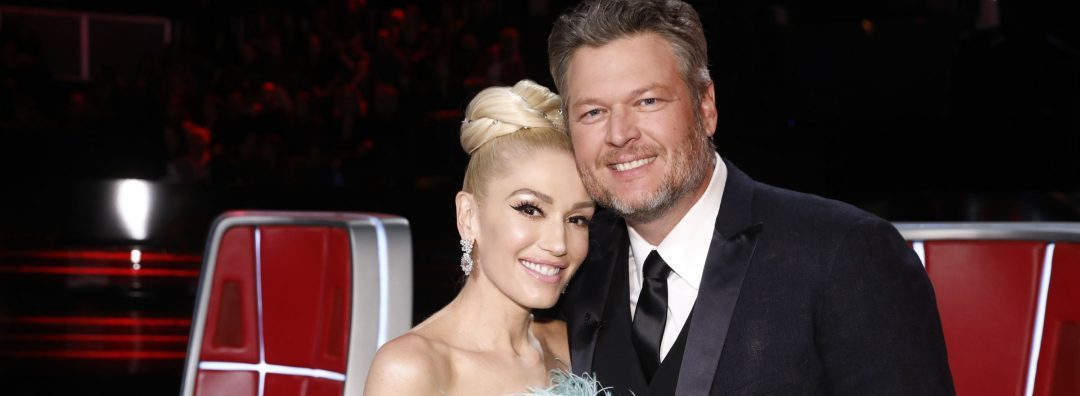 "Gwen Stefani And Blake Shelton Coaches Of ""The Voice"" Are Engaged"