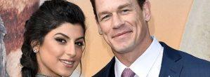 Wrestler And Actor John Cena Weds Girlfriend Shay Shariatzadeh
