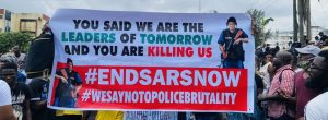 #EndSars: Social Media In The Fight Against Oppression By Traditional News Media And The Government