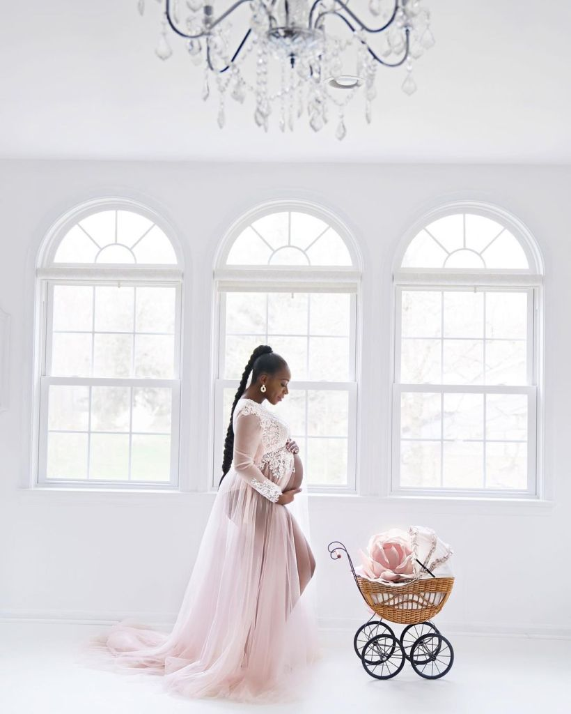 Timaya Unveils Daughter With Third Baby Mama