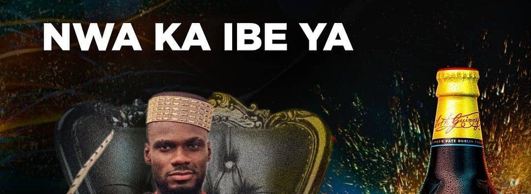 "Nwa Ika Ibe Ya""!: BBNaija Prince Is Guinness First Ambassador"