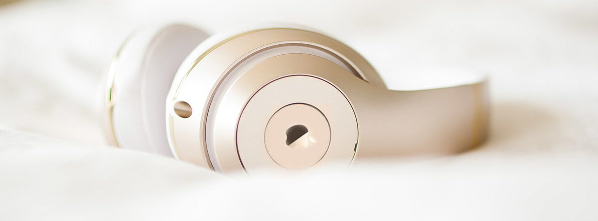 Apple over-ear headphones