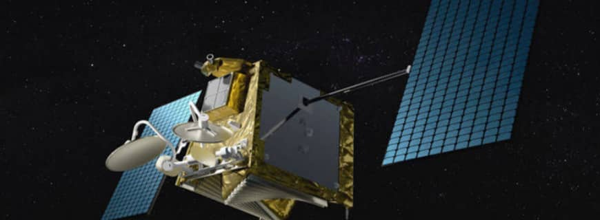 UK Government Buys Big Part Of Satellite Internet Provider, OneWeb