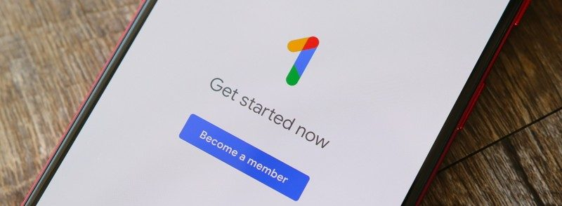 Google One Subscribers