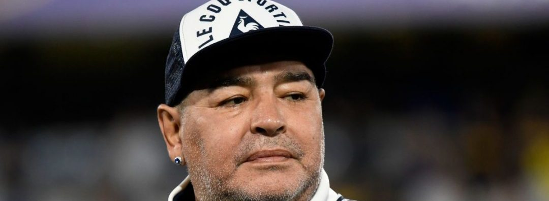 Legendary Footballer Diego Maradona Dies At 60