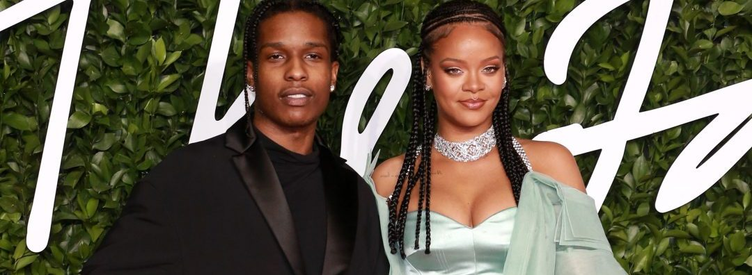 Rihanna Is Reportedly Dating Longtime Friend A$AP Rocky