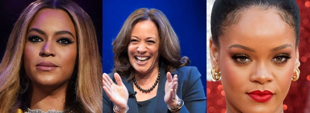 Kamala Harris, Rihanna And Beyoncé Makes Forbes World's 100 Most Powerful Women