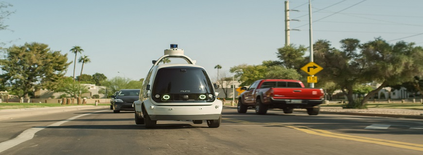Nuro Approved To Become The First Driverless Delivery Service In California