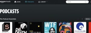 Amazon Acquires Independent Podcast Network, Wondery