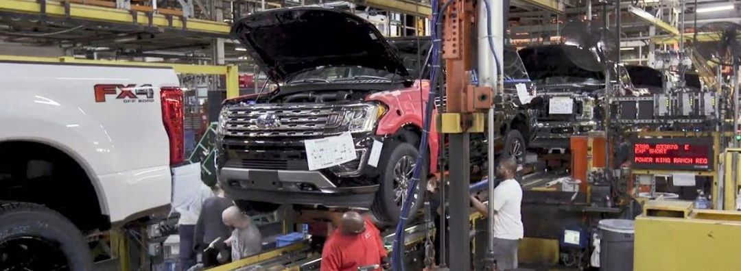 Ford Semiconductors shortage