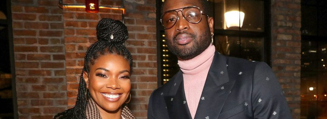 Gabrielle Union Says Dwyane Wade Doesn't Enjoy Watching Their Onscreen S*x Scenes