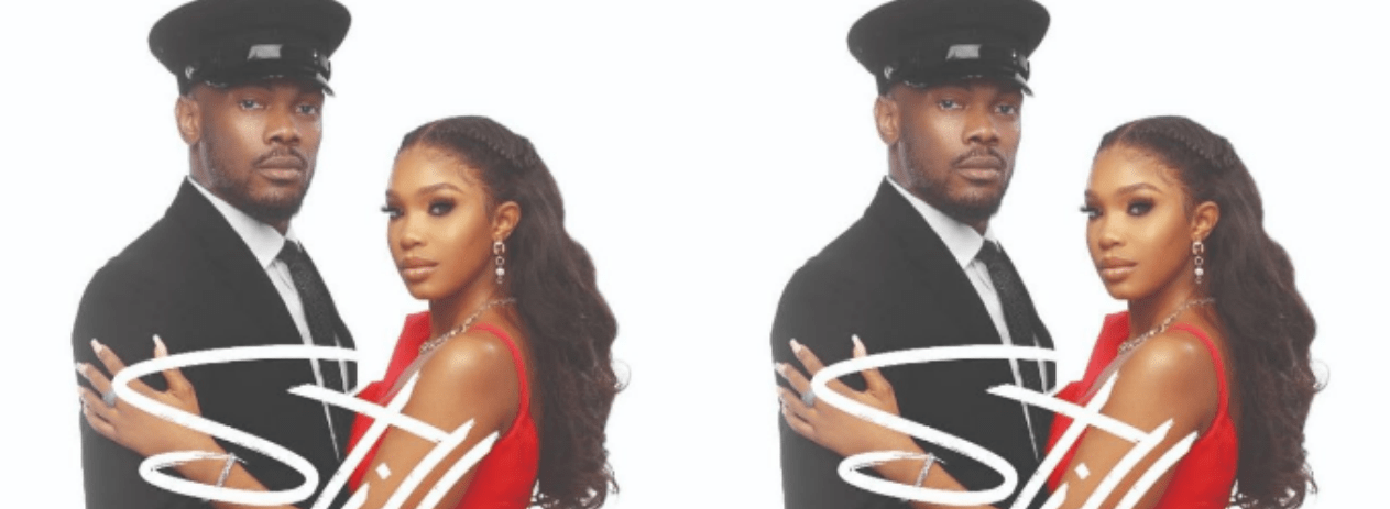 """Still Falling"" Featuring Sharon Ooja And Etime Effiong Will Get You In Valentine Mood"