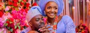 Simi And Adekunle Gold Celebrate Their Second Anniversary With Sweet Love Notes