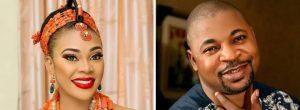 Ehi Ogbebor Addresses Rumours Of Her Relationship With NURTW Boss MC Oluomo