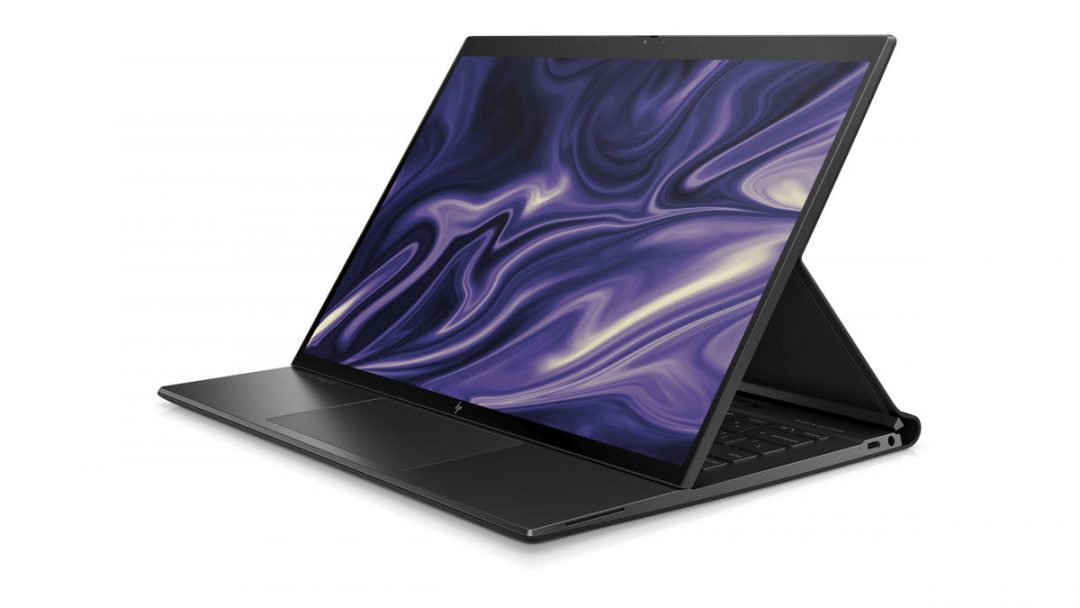 HP Announces ARM CPU Powered Convertible Elite Folio PC