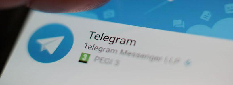 Telegram Violence