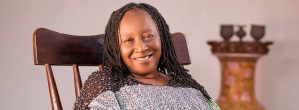 Patience Ozokwo Recounts How She Got Into Nollywood While Schooling At ESUT