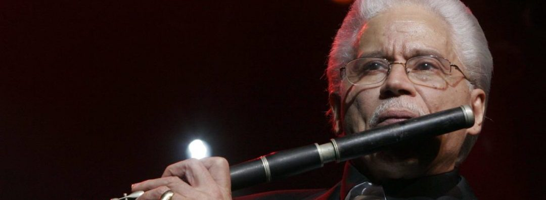 Salsa Icon Johnny Pacheco Dies After Being Hospitalized For Pneumonia