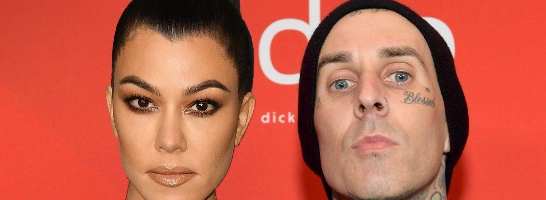 Kourtney Kardashian And Travis Barker Are Engaged!
