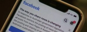 Facebook Agrees Preliminary Agreements With Three Australian Publishers