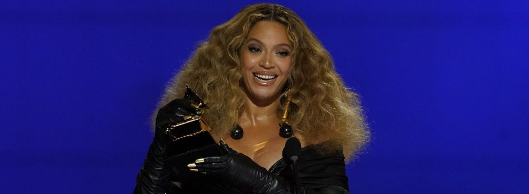 Beyonce Makes History As First Female Artist With Most Grammy-Award Wins