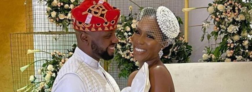 "See Photos From Debola ""Lagos"" Williams' Wedding To Kenny Daniels"