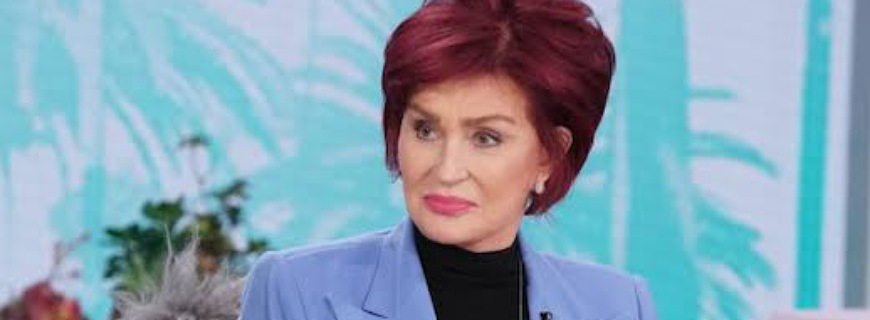 American TV Host Sharon Osbourne Exits Show After Row On Piers Morgan & Meghan Markle