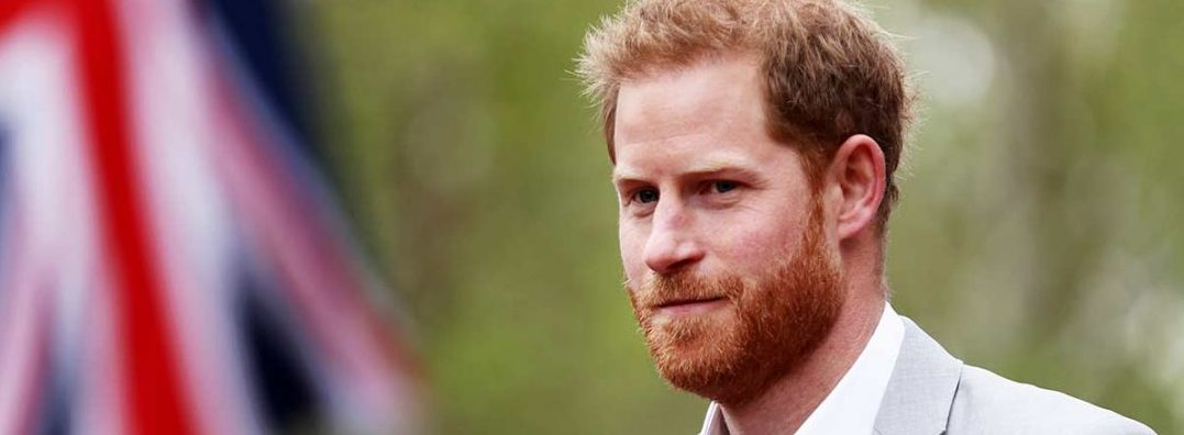 Prince Harry Takes Up Executive Role At Tech Startup Firm